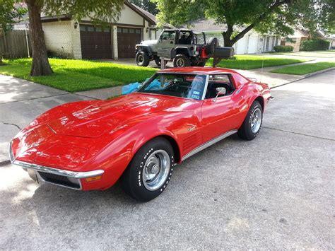 1971 Chevrolet Corvette Related Infomation,specifications