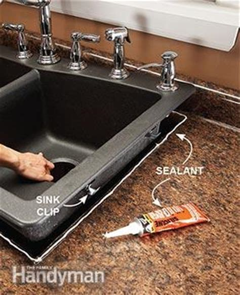 Replace a Sink   The Family Handyman