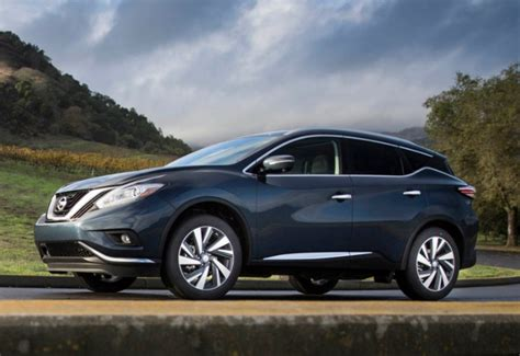 nissan murano   luxury cars