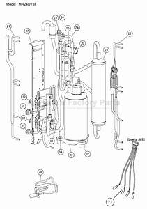 Parts For Mr24dy3f