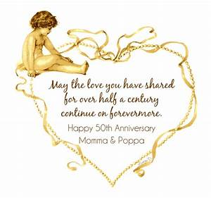 Decosse39s dynamite doodles happy 50th anniversary momma for 50th wedding anniversary quotes