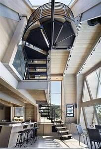 A-frame Residence Par Bromley Caldari Architects