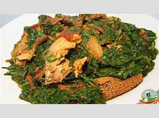 Efo Riro Soup Recipe How to Cook Efo Riro Soup