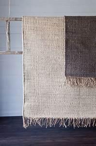 Tapis De Chanvre : tell me more tapis toile de chanvre blanc bleached 170x240cm tell me more petite lily ~ Dode.kayakingforconservation.com Idées de Décoration