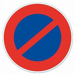 Panneau Interdit De Stationner : disque signalisation stationnement interdit chapuis ~ Dailycaller-alerts.com Idées de Décoration