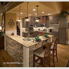 25+ Best Ideas About Stone Kitchen Island On Pinterest