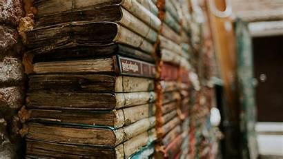 Books Reading 4k Background Bunch Uhd