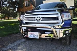 Toyota Tundra Bull Bar  toyota tundra ecb alloy bullbar