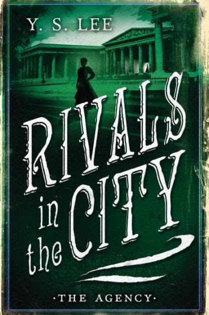 rivals in the city the agency series 4 by y s hardcover barnes noble 174