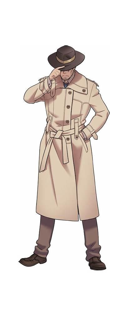 Journalist Yandere Simulator Characters Anime Yanderesimulator Detective