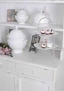 Küchenschrank Shabby Chic : k chenbuffet weiss buffet k chenschrank shabby chic regal anrichte ebay ~ Orissabook.com Haus und Dekorationen