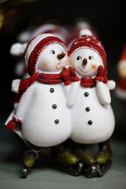 snowmen  stock photo public domain pictures
