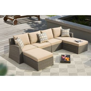 sirio hton 6 modular seating sectional