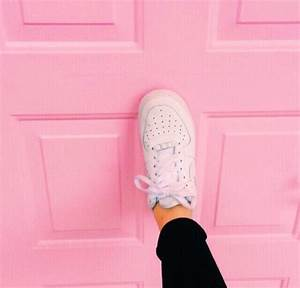 black, pink, tumblr, theme, shoes - image #4155972 by ...