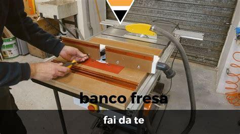 Banco Per Fresatrice Verticale Bosch Banco Da Lavoro Per Fresatrice Triton Fresatrice