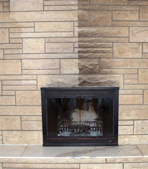 how to clean a fireplace how to clean a limestone fireplace surround fireplace