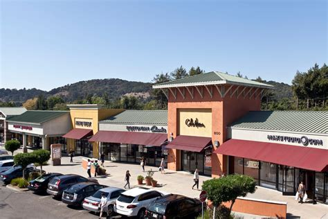 napa premium outlets outlet mall  california location
