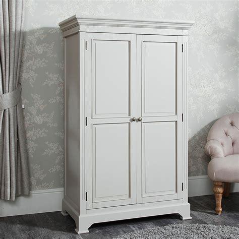 Low Wardrobe Closet by Linen Closet Low Wardrobe Daventry Taupe Grey Range