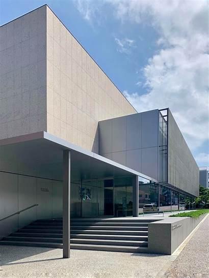 Kanazawa Museum Architecture Kaname Museums Japan