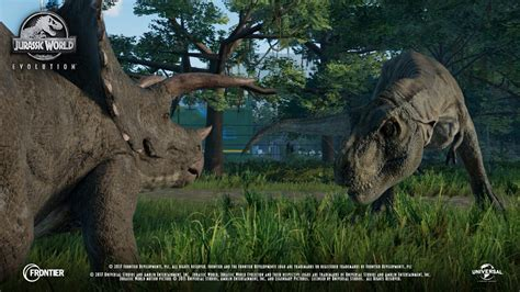 First In Game Jurassic World Evolution Footage Roars