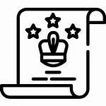 Flyer Icons Icon