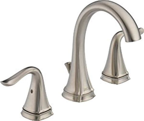 Delta Faucet Careers by Delta 35705lf Ss Celice Two Handle Widespread Lavatory