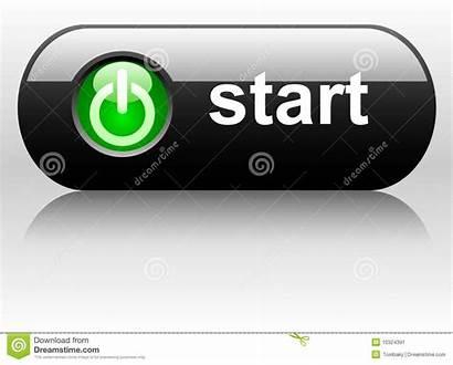 Button Vector Start Web Dreamstime