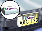4 Ways to Get a Pennsylvania E ZPass - wikiHow