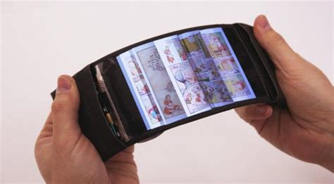 Reflex An Epic Smartphone That Is Extremely Bendable
