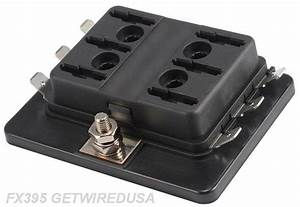 1 In 6 Out Power Distribution Block Atc Automotive Fuse
