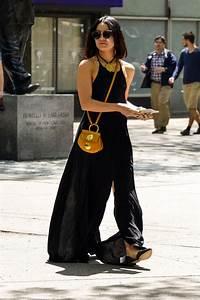 Vanessa Hudgens Street Style - Out in Soho, New York City ...