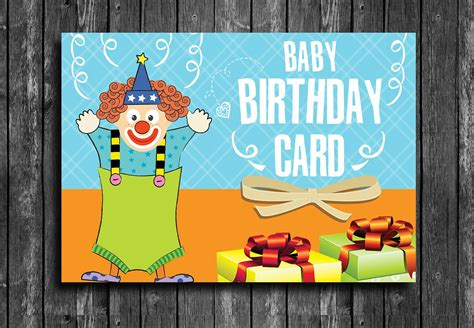 birthday card psd examples design trends premium