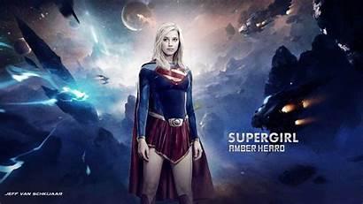Supergirl Benoist Melissa Kara Danvers Season Dc