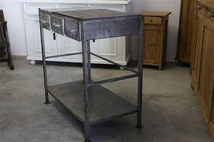 Möbel Industrial Style : industrial design schreibtisch antik ~ Markanthonyermac.com Haus und Dekorationen