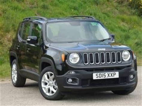 jeep renegade black used 2015 15 reg black jeep renegade 1 6 multijet