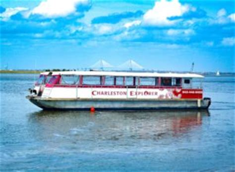 Boat Tours Charleston Sc by Boat Tours Cruises In Historic Charleston Sc