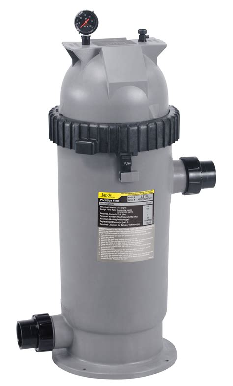 jandy pool equipment cs cartridge filter jandy pro series 2034