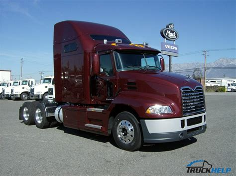 mack pinnacle cxu  sale  la mirada ca  dealer