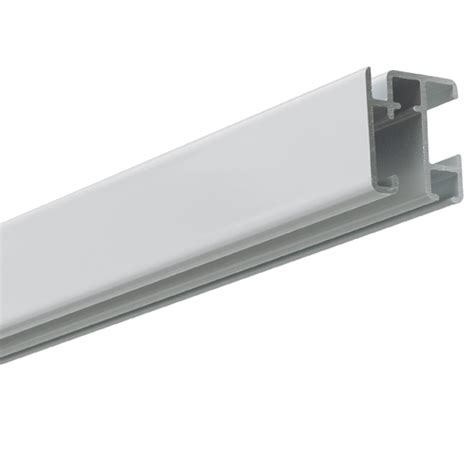silent gliss 3900 curtain track white