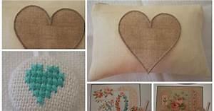 The Stitching Room  Allemaal Hartjes In Kruisjessteek