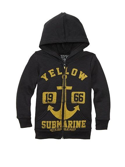 Hoodie The Beatles 2 yellow submarine hoodie for the munchkins in my
