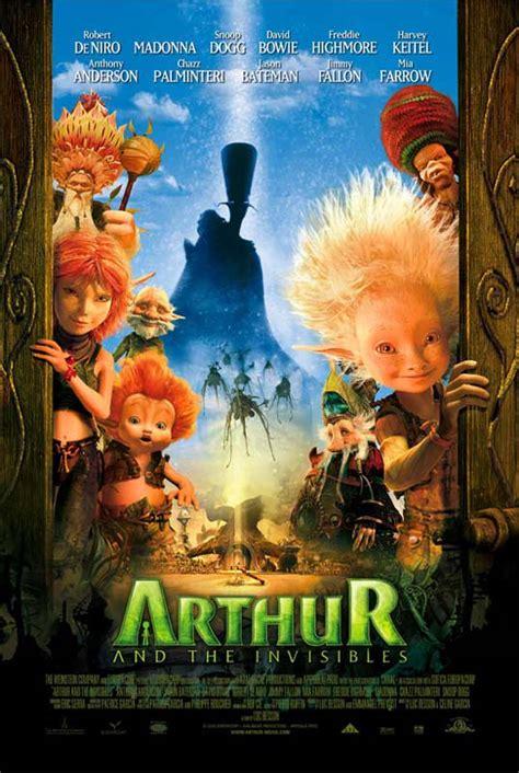 affiche du film arthur  les minimoys photo  sur