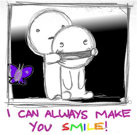 I Can Always Make You Smile Quotes Quotesgram