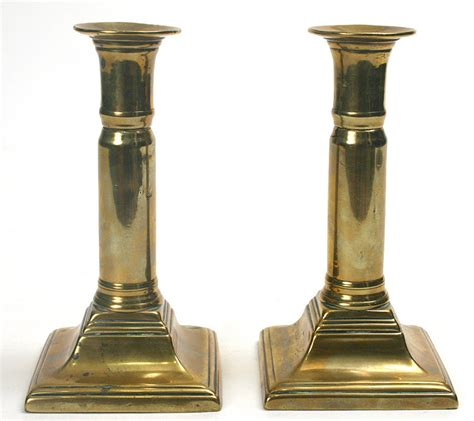 candlestick ls for sale brass georgian telescoping candlesticks english for sale