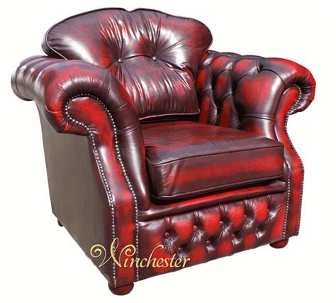 vintage leather armchair chesterfield era high back leather armchair antique 3232