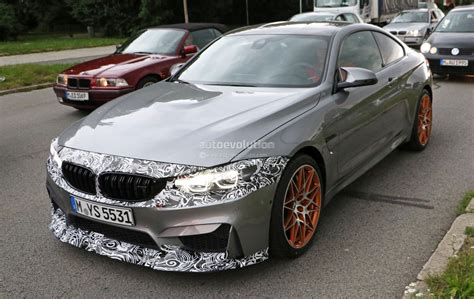 2018 Bmw M4 Facelift (lci) Spied With M4 Gtslike