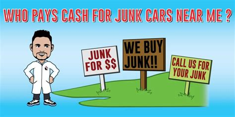 Who Buys Junk Cars For Cash