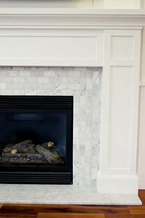Autumnal Inspiration: Updating a Boring Brick Fireplace