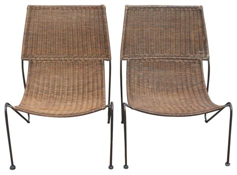 wicker lounge chairs modern outdoor lounge chairs