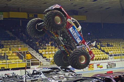 hara arena monster truck themonsterblog com we know monster trucks monster
